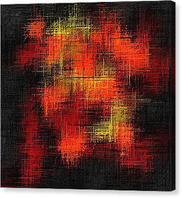 The Passion Of Christ Canvas Print by L Brown