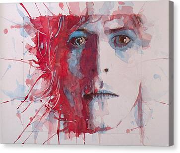 The Prettiest Star Canvas Print by Paul Lovering