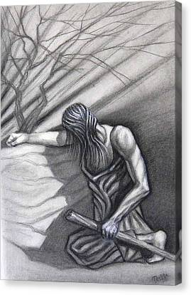 The Prodigal Son Canvas Print by Raffi  Jacobian
