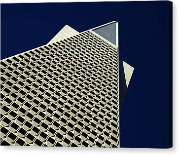 The Pyramid Canvas Print by Bill Gallagher