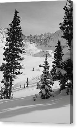 The Quiet Season Canvas Print by Eric Glaser