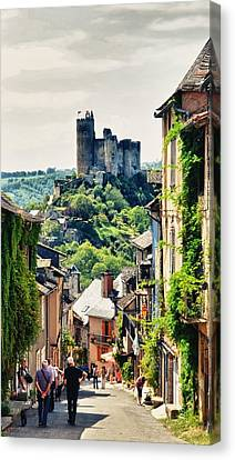 Canvas Print featuring the photograph The Real Taste Of France by Thierry Bouriat