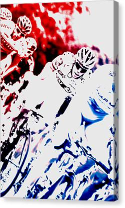 The Ride Canvas Print by Frederico Borges