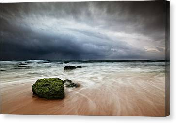 The Storm Canvas Print by Jorge Maia