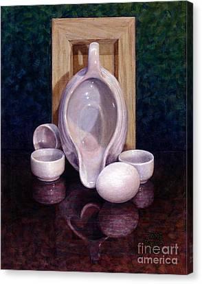 The Surrogate Canvas Print by Jane Bucci