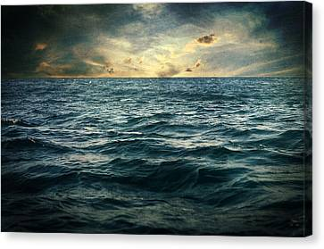 The Time I Was Daydreaming Canvas Print by Taylan Soyturk