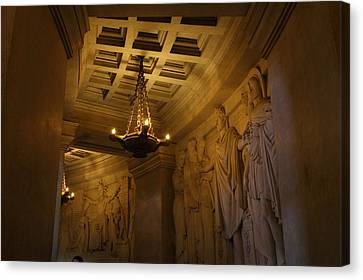 The Tombs At Les Invalides - Paris France - 011327 Canvas Print by DC Photographer