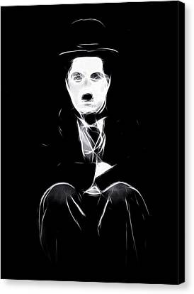 The Tramp Canvas Print by Stefan Kuhn