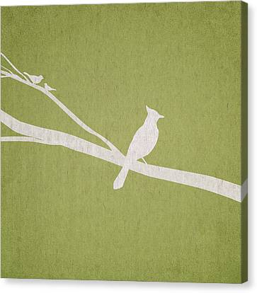The Tree Branch Canvas Print by Aged Pixel