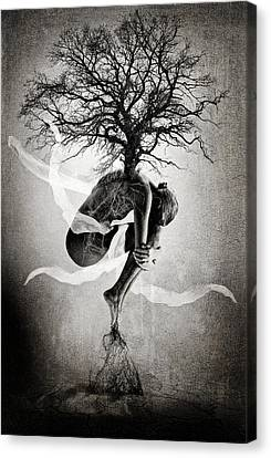 The Tree Of Life Canvas Print by Erik Brede