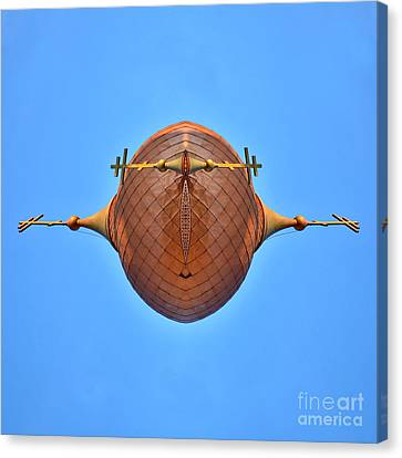 The Vessel - Archifou 50 Canvas Print by Aimelle