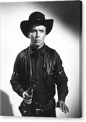 The Violent Men, Richard Jaeckel, 1955 Canvas Print by Everett