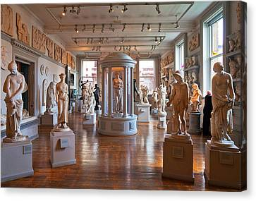 The Walker Art Gallery, Liverpool Canvas Print by Panoramic Images