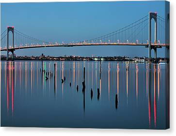 The Whitestone Canvas Print by JC Findley