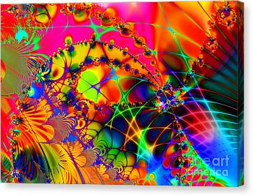 There Are Places I Remember 20130510 Canvas Print by Wingsdomain Art and Photography