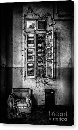 This Is The Way Step Inside II Canvas Print by Traven Milovich