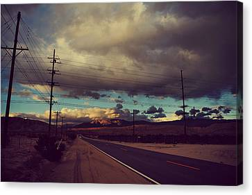 This Journey Of Ours Canvas Print by Laurie Search