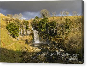 Thornton Force-ingleton Canvas Print by John Collier