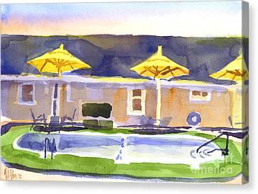 Three Amigos IIi Canvas Print by Kip DeVore