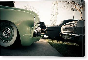 Through The Years Canvas Print by Merrick Imagery