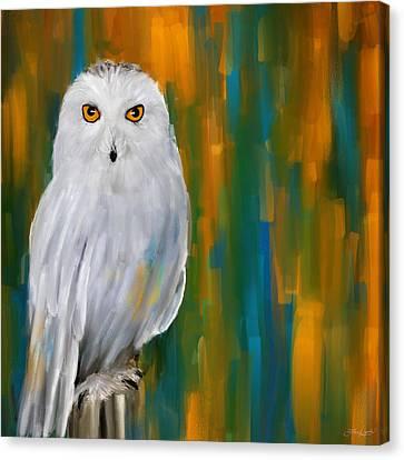 Through Your Eyes Canvas Print by Lourry Legarde
