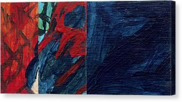 Tiempo  Canvas Print by Hatin Josee