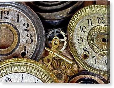 Time Long Gone Canvas Print by Tom Gari Gallery-Three-Photography