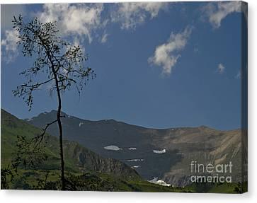 Time Stands Still High Alpine Region Austria Canvas Print by Gerlinde Keating - Galleria GK Keating Associates Inc
