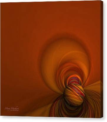 Time Warp Canvas Print by Mary Machare