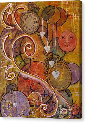 Timeless Love Canvas Print by Jane Chesnut