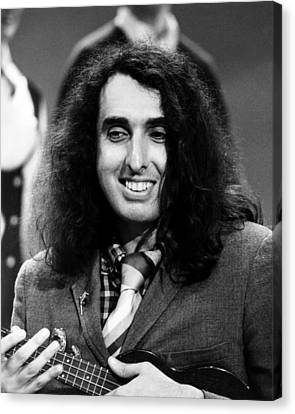 Tiny Tim, Ca. Late 1960s Canvas Print by Everett