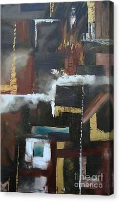 TMI Canvas Print by Stuart Engel