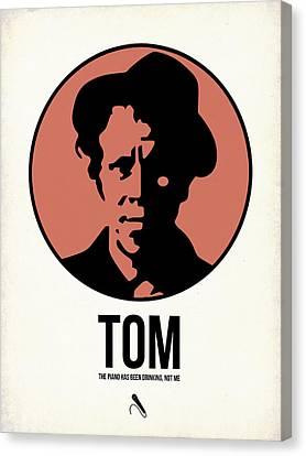Tom Poster 1 Canvas Print by Naxart Studio
