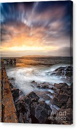 Tomorrow Canvas Print by John Farnan