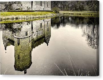 Torup Castle Canvas Print by EXparte SE