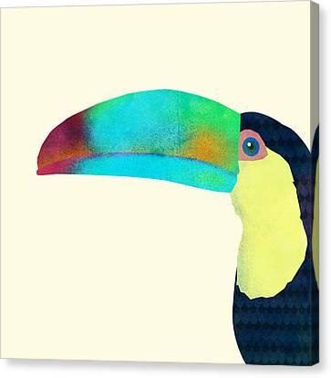 Toucan Canvas Print by Eric Fan