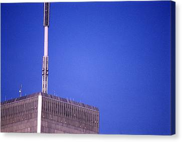 Tower One Canvas Print by Jon Neidert