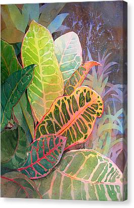Trailblazers Canvas Print by Kris Parins