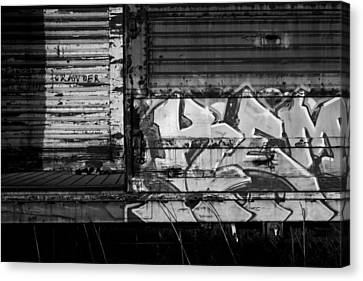 Trains 17 Canvas Print by Niels Nielsen