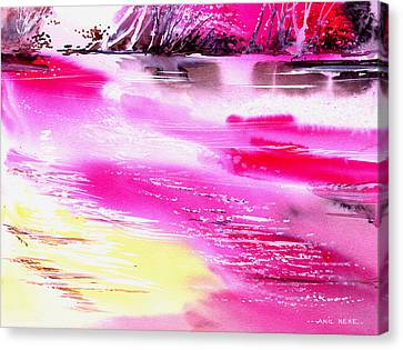 Tranquil 2 Canvas Print by Anil Nene
