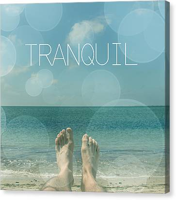 Tranquil  Canvas Print by Mark Ashkenazi