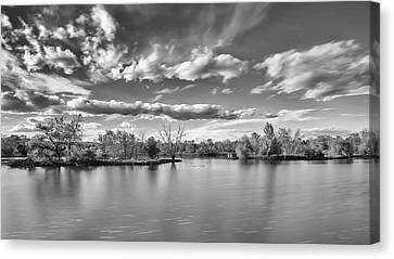 Tranquility Canvas Print by Stellina Giannitsi
