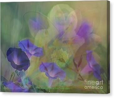 Transformation Canvas Print by PainterArtist FIN