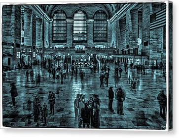 Transient Existance Canvas Print by Chris Lord