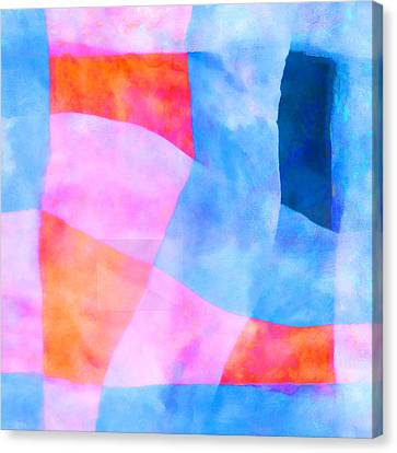 Translucence Number 2 Canvas Print by Carol Leigh