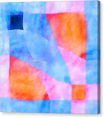 Translucence Number 3 Canvas Print by Carol Leigh
