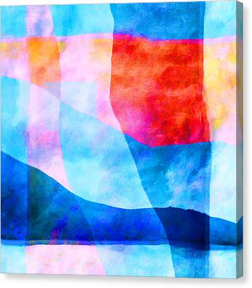 Translucence Number 4 Canvas Print by Carol Leigh