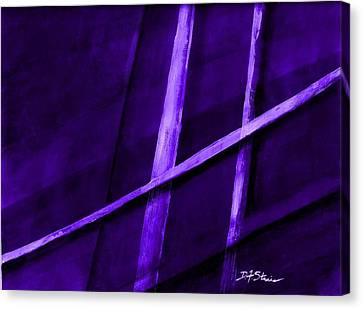 Trapped    Number 5 Canvas Print by Diane Strain