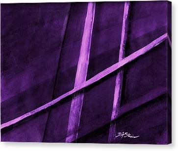 Trapped    Number 6 Canvas Print by Diane Strain