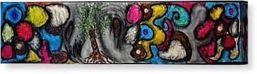 Tropical Canvas Print by Brenda Chapman